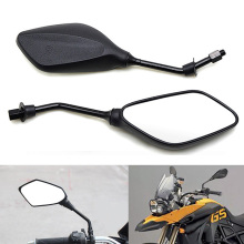 Motorcycle Rear view Side Mirror Sport Bike Motorbike Rearview Mirrors for HONDA SUZUKI KAWASAKI YAMAHA Triumph цена