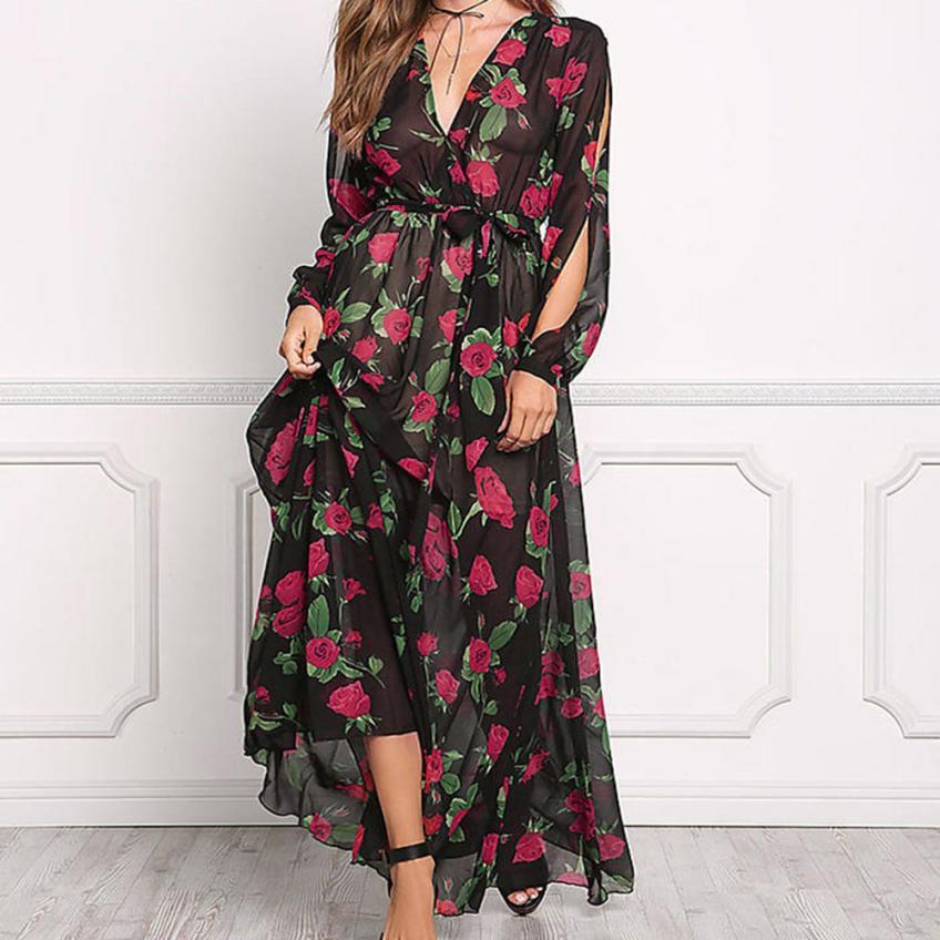 Женское платье в полоску канкоолд, с гофрированным треугольным вырезом, на шнурках, с поясом и рукавами-пятью точками, 2018AUG2