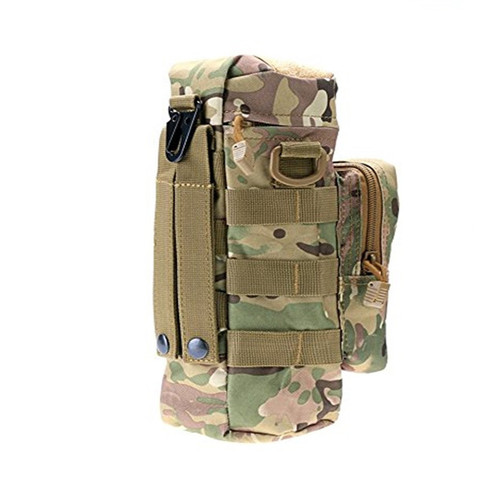 Outdoors Molle Water Bottle Pouch Tactical Gear Kettle Waist Shoulder Bag for Army Fans Climbing Camping Hiking Bags #2A23 FN FNFN Multan