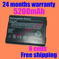 4400mAh Laptop Battery For HP COMPAQ Presario R3000 Series HSTNN DB02 HSTNN UB02 free shipping