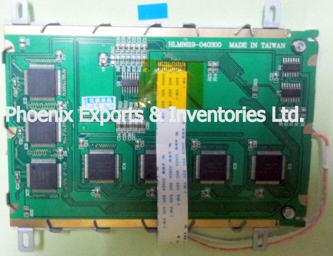 ORIGINAL HLM8619 5 7 320 240 STN LCD DISPLAY PANEL HLM8619 040300 HLM8619 040300 TW 22