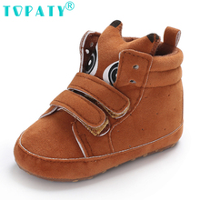 2018 Baby Sneakers Brand New Baby boys Girls Shoes  Cartoon Zapatos Toddler Shoes Soft Sole Infantil Crib Shoes Sapatos Bebe