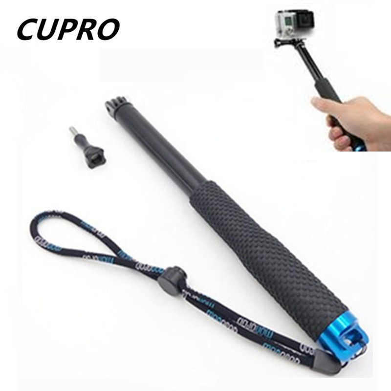 sj4000 tripod monopod for xiaomi yi 2 4k handheld palo selfie stick for gopro hero 4 3 3 go pro. Black Bedroom Furniture Sets. Home Design Ideas