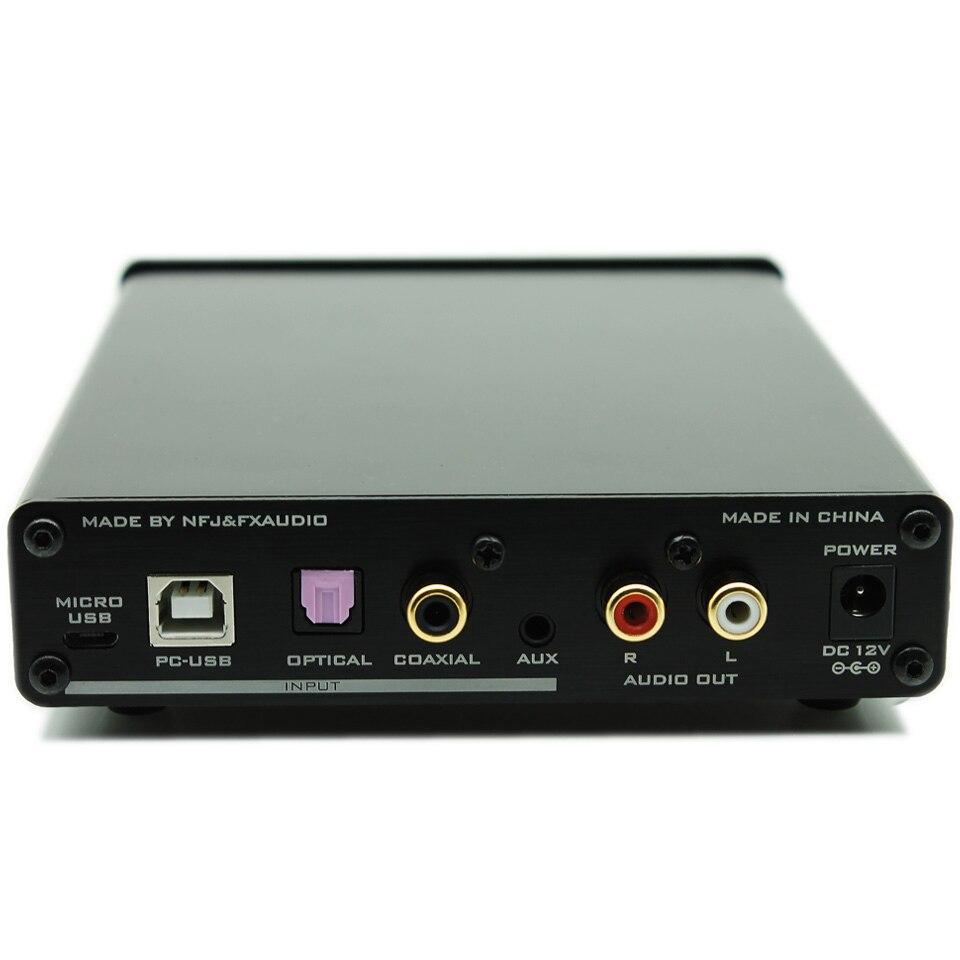 DAC X7 XMOS AK4490EQ USB ЦАП Декодер HiFi аудио усилитель для наушников DSD256 OPA2604 TPA6120 USB/оптический/коаксиальный/AUX вход