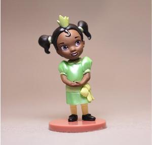 Image 5 - 11pcs טיאנה מרידה יסמין נסיכת פעולה דמויות שלג לבן בת ים נסיכת אנימה דמויות צעצועי ילדים בנות ילדים