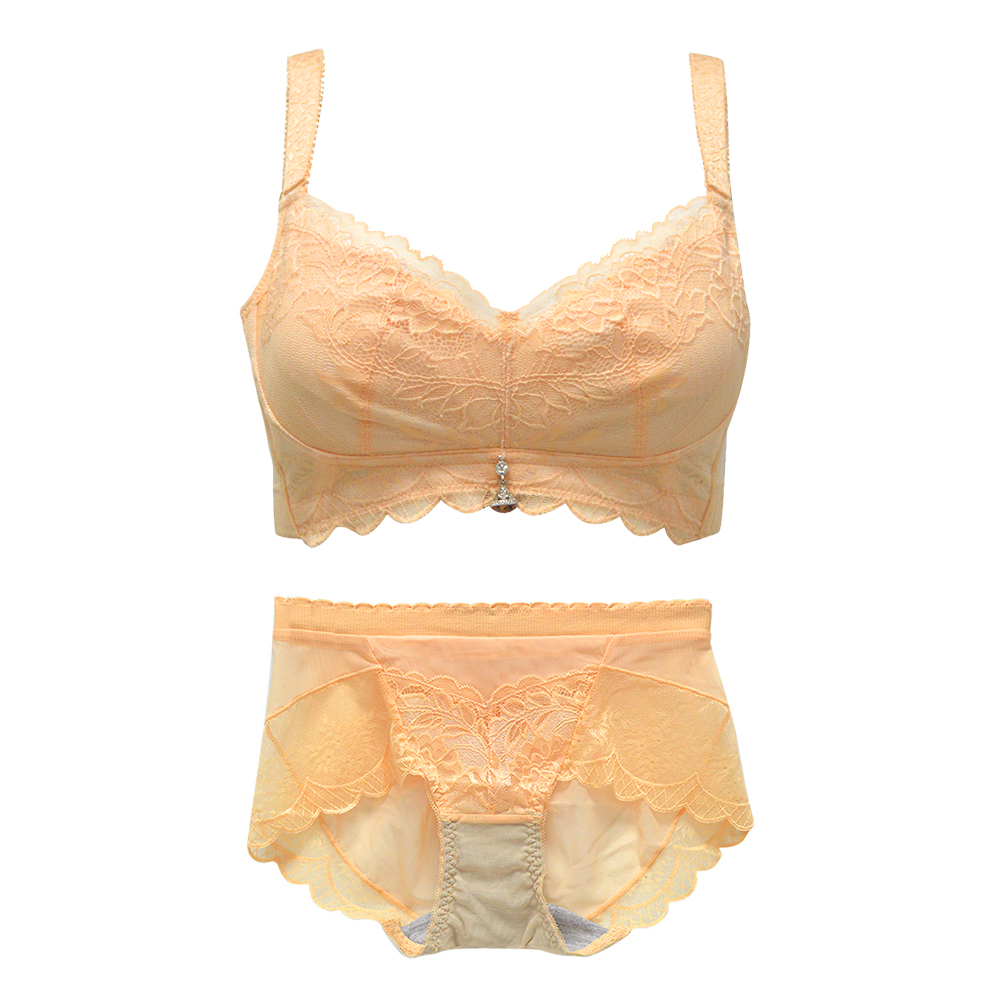 Ladies Secret Sexy Underwear For Women Lingerie Bra Set Lace Bralette Unlined Bras Panties Soutien Gorge Sujetador Black Cropped Back To Search Resultsunderwear & Sleepwears