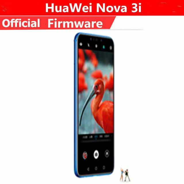 Global Firmware Huawei Nova 3i Cell phone 6 3