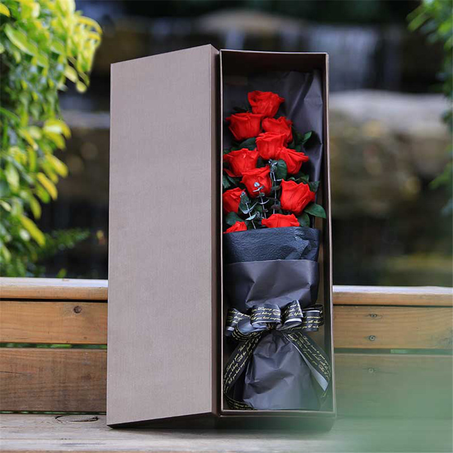 Aliexpress Com Buy Home Utility Gift Birthday Gift Girlfriend Gifts Diy From Reliable Gift Diy: Aliexpress.com : Buy Romantic Handmade DIY Rose Carnation