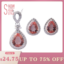 Zultanite Sterling Silver Women Jewerly Set for Wedding Jewelry 8.2 Carats Created Zultanite Color Change Stone Fine Jewelry