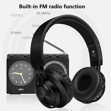 Sound Intone BT-06 Over-ear Foldable Headphone