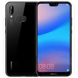 Image 4 - Pour Huawei P20 Lite protecteur décran Nillkin incroyable H/H + PRO verre trempé pour Huawei P20 Lite Nova 3E (5.84 pouces)