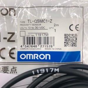 Image 3 - 2PCS TL Q5MC1 Z TL Q5MC2 Z TL Q5MB1 Z NPN/PNP NO/ NC Omron Proximity Switch Inductive Sensor 3 Wire DC10 30V 100% New Original