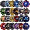 16Pcs Fusion Top Rapidity Fight Metal Master Beyblade 4D Launcher Grip Set Collection Spinning Top Random