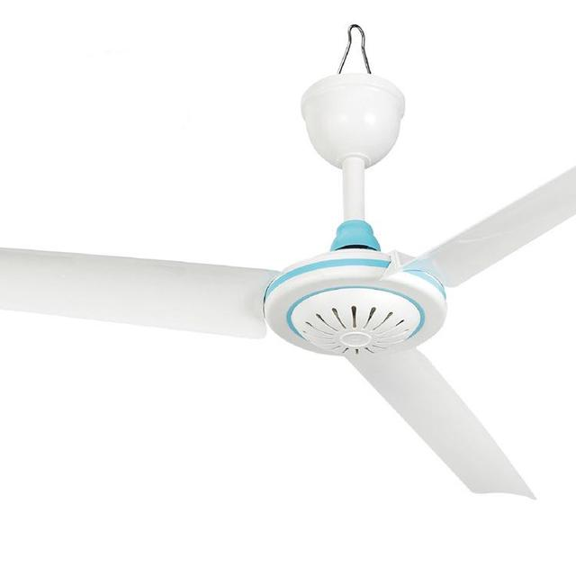 Dc 12v Ceiling Fan 3 Blades 6w Plastic