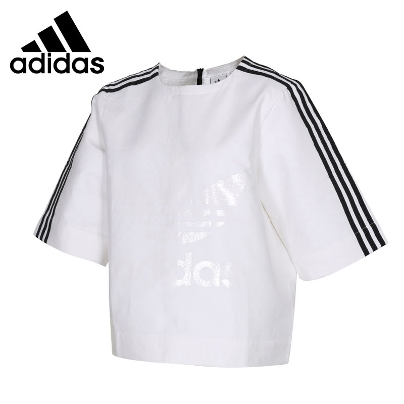 US $62.1 31% OFF|Original New Arrival Adidas Originals Women's T shirts short sleeve Sportswear|Running T Shirts| AliExpress