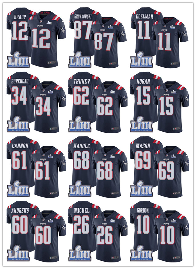 ee90768bb Buy patriots jersey tom brady and get free shipping on AliExpress.com