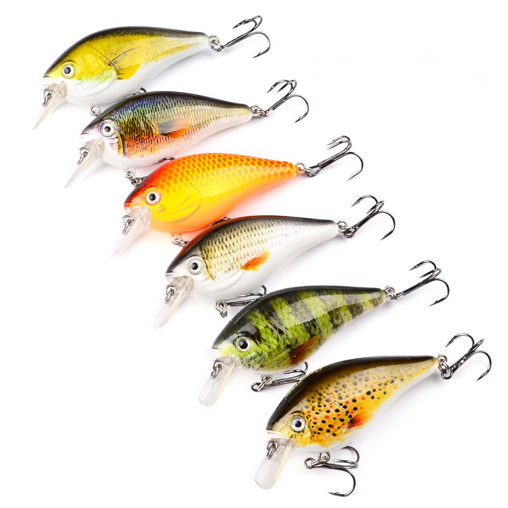 PROBEROS Crank Fishing Lures Wobbler Crankbaits For Striped Bass Fishing Tackle Hooks 3D Printing Artificial Hard Baits Pesca 1pcs 12cm 14g big wobbler fishing lures sea trolling minnow artificial bait carp peche crankbait pesca jerkbait ye 37