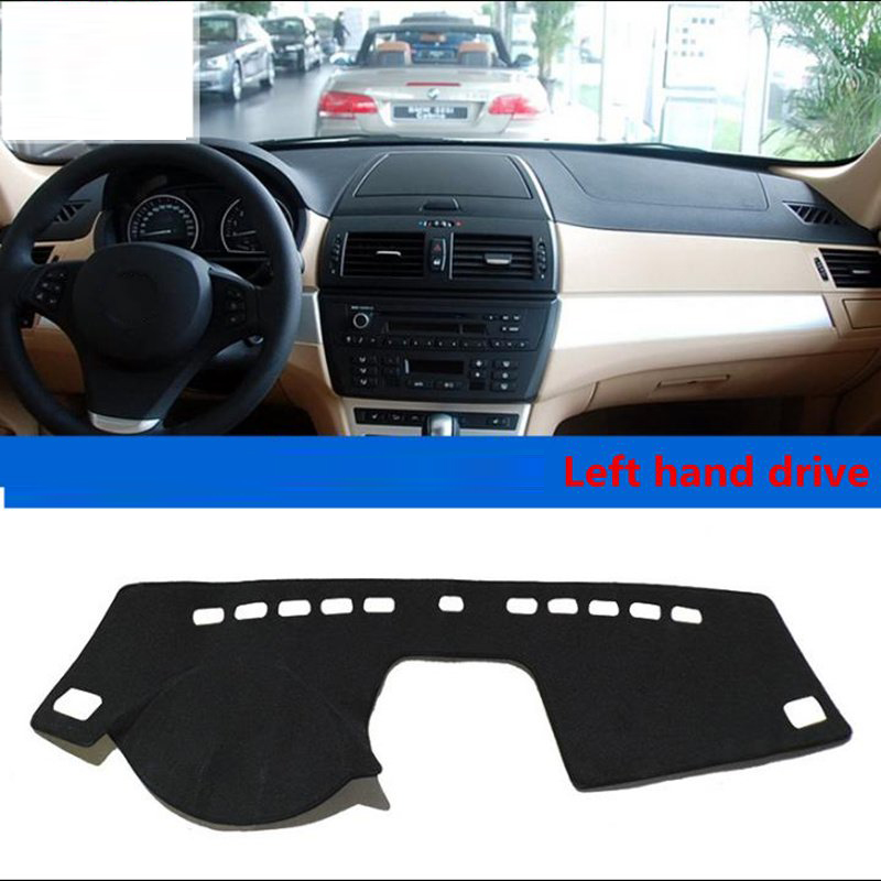TAIJS-Left-hand-drive-Car-Dashboard-pad-rug-for-BMW-X3-2006-2010-sun-resistant-avoid