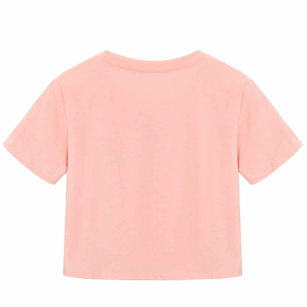 Kawaii Tee Shirt Femme Women Casual Letter Print Short Sleeve Top Shirt Funny Tshirt Women Summer T Shirt Women New Arrivals Top