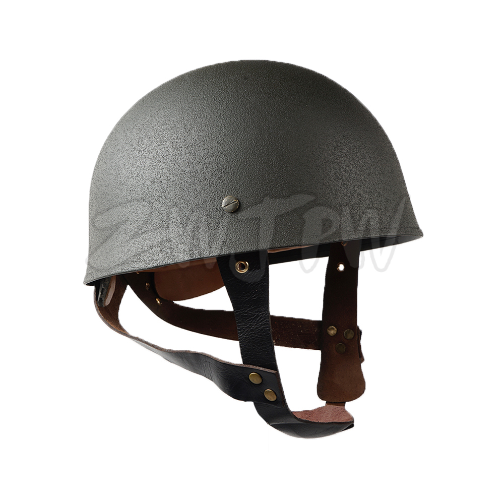 WWII WW2 UK BRITISH PARATROOPER MILITARY HELMET AIRBORNE DENISON AND