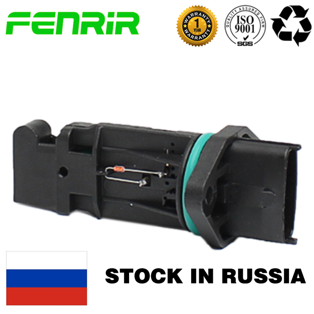MAF Mass Air Flow Sensor for Lada 2110 2111 2112 Kalina Niva 1.6 GAZ Volga Gazel Gazelle 2.3 F00C2G2044 0280218037 316023877014