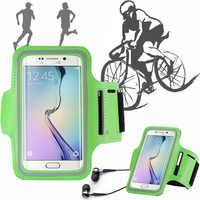 For Sumsung galaxy s8 j3 s7 s6 j7 s3 a5 j5 2016 2017 note Cover Sport Running Case Capa Arm Band Holder Belt Phone Cycling Funda