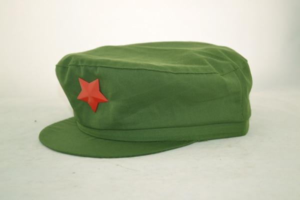 Red Hat Tse-tong Mao Caps Spring Caps