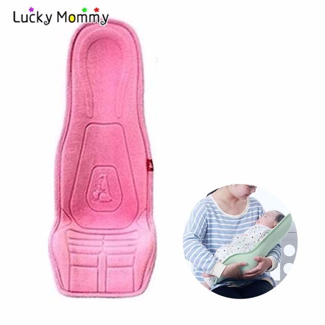Bebê Inflável infantil Proteger Cintura Apoio Ao Aleitamento Materno Maternidade Pad Almofada de Enfermagem Travesseiro Confortável Proteger Almofadas Rosa Azul