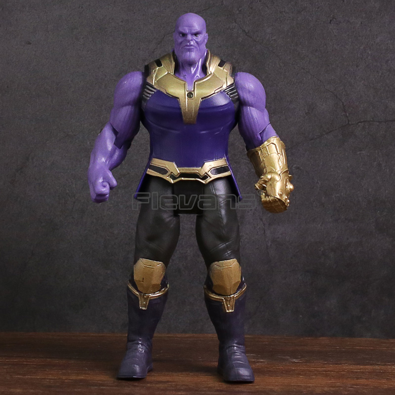 Avengers Infinity War Thanos PVC Action Figure Collectible Model Toy