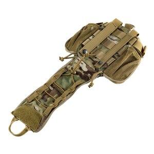 Image 5 - OneTigris Sơ Cứu Chấn Thương Bộ Y Tế Nhanh Chóng Tháo Rời EMT/Sơ Túi Chiến Thuật Cordura Nylon Multicam Chấn Thương Túi túi