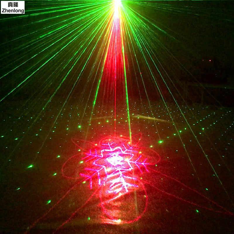 120 модель лазерной пульт ДУ проектора/звук Controll светодиодный диско-свет RGB DJ прожектор для вечеринок Свадебные Рождество лампа украшение