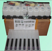 CISS for Epson GS6000 bulk ink system with decoder