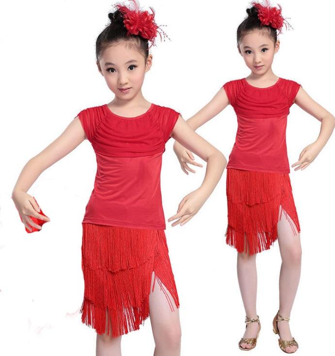 Бальные юбки для детей