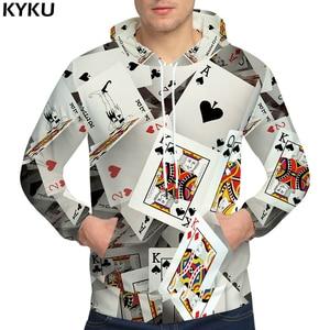 Image 2 - KYKU Brand Dollars Hoodies Money Sweat shirt Funny 3d hoodies Hip Hop Hoodie Men Cool 2018 Hoody