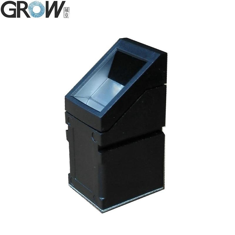 GROW R307 Cheap USB UART Blue Light Optical Fingerprint Access Control Recognition Device Scanner Module Sensor(China)