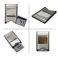 Wysoka Jakość Nowy PCMCIA Czytnik Kart CF Compact Flash Memory Card Adapter Adapter Do Laptopa Hurtownie Darmowa Wysyłka