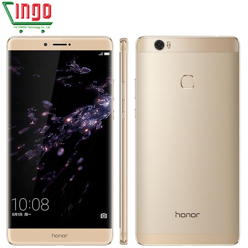 Original Huawei Honor Note 8 4G LTE Mobile Phone Kirin 955 Octa Core 4GB RAM 32/64GB/128 ROM 13.0MP Free shipping