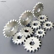 inner hole diameter 20mm sprockets 428 sprocket 10t 11t 12t 13t 14t 15t 16t 17t 18t 19t free shipping