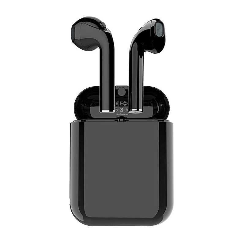 I7 i7s TWS беспроводной fone de ouvido для xiaomi наушники-вкладыши Bluetooth наушники гарнитура с микрофоном для iPhone все смартфон