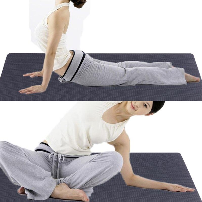 Yoga Knee Pad Cushion 6mm Wrist Elbows Pads Mats Gym Knee Protector Yoga Accessories Workout Pad Non-Slip Yoga Knee Mat