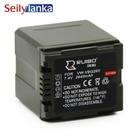 2640mAh for Panasonic VW-VBG260 Battery AG-HMC73MC HMC153MC Camera Battery 7.4V Camcorder H29 HS9 H48 H40 H41 H60 H68 H80 H288