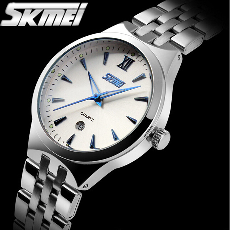 Prix pour 2016 Montres femmes marque de luxe Skmei quartz montres casual mode sport montres de plongée 30 m reloj mujer relogio feminino