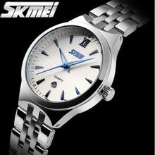 2016 relojes mujeres marca de lujo Skmei cuarzo moda casual relojes deportivos de buceo 30 m reloj mujer relogio feminino