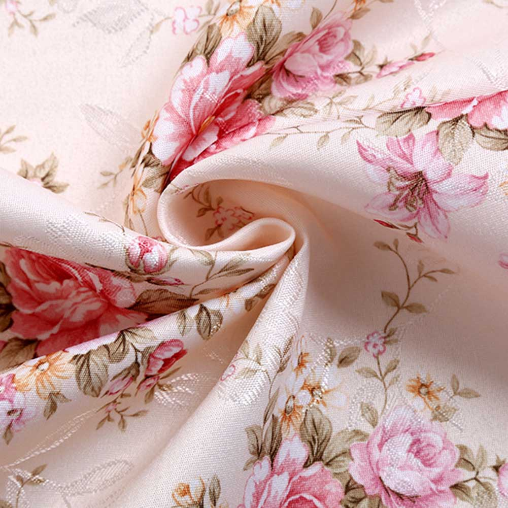 75*80cm Bedside Cabinet Dustproof Cover Pastoral Floral Printed Mesh Table Cloth Protector Covers Best Price75*80cm Bedside Cabinet Dustproof Cover Pastoral Floral Printed Mesh Table Cloth Protector Covers Best Price