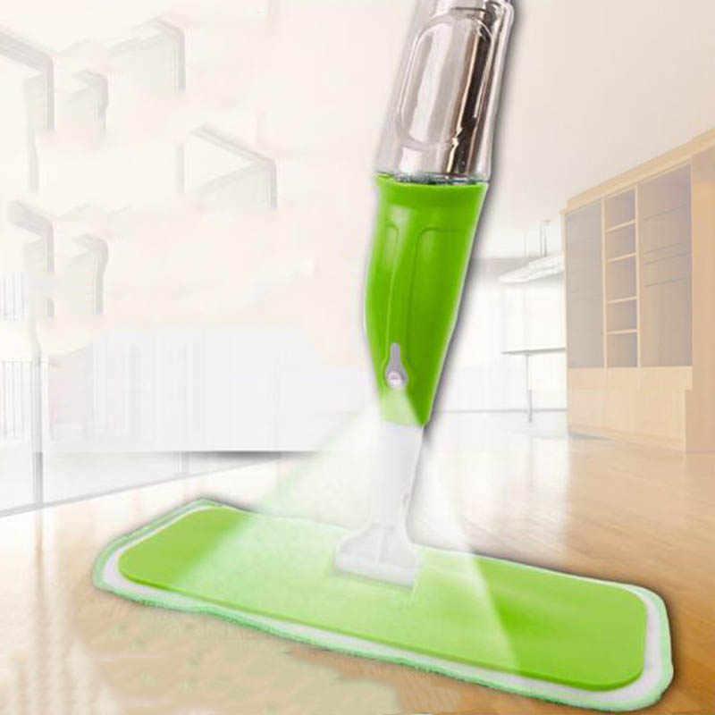 ONEUP Spray de Almofadas de Microfibra Mop 360 Graus Handle Mop para Piso Laminado De Madeira Telhas Cerâmicas Chão Da Cozinha Da Casa de Limpeza Vassoura Vassoura