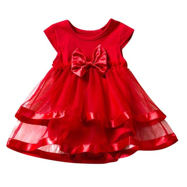 Vestido de festa bebe 6 meses