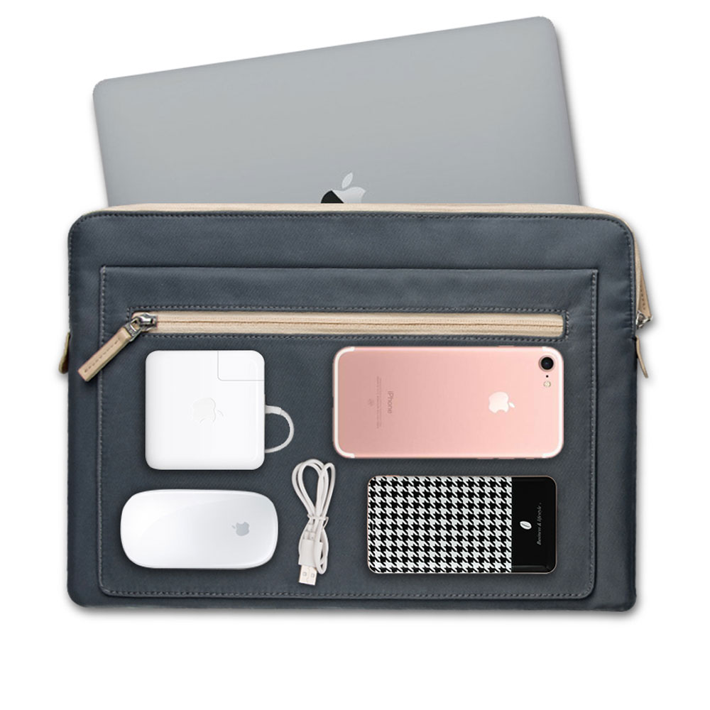 Gearmax Laptop Bag for macbook 15 12 inch Laptop Sleeve for macbook pro 13 case laptop case for macbook air 13 case laptop tas