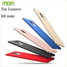 For Lenovo K8 Note Cover Case Original MOFI Hard High Quality Phone Shell