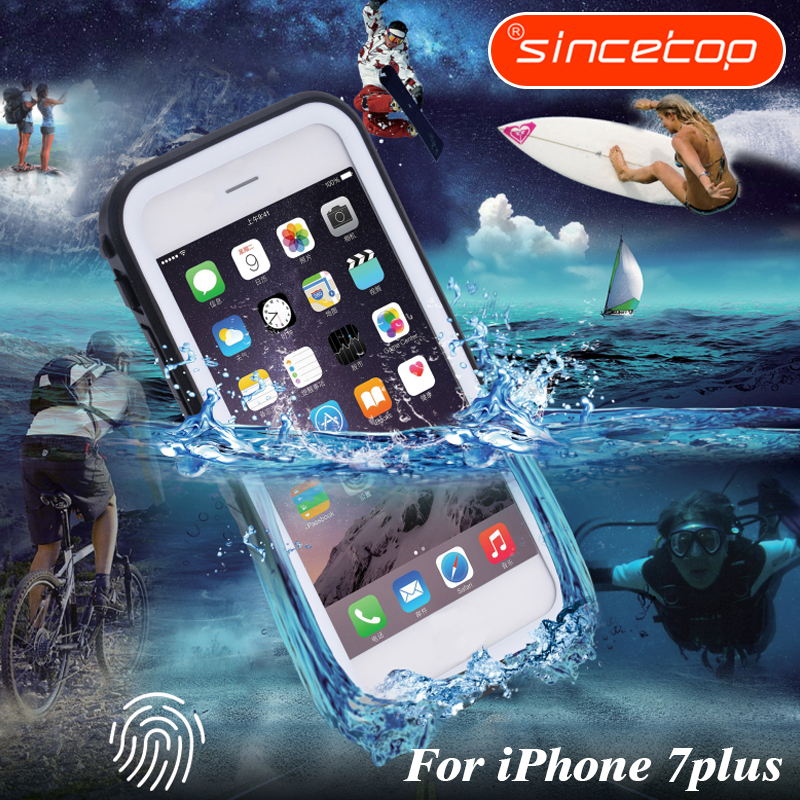 Diving Case for iPhone 7 plus phone case cover for iPhone7 Plus case underwater coque for iPhone7plus case Waterproof