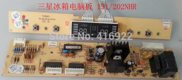 все цены на 95% new good working 100% tested for refrigerator pc board Computer board 191/202NHR on sale онлайн